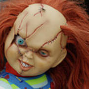 Chucky's Back Poster