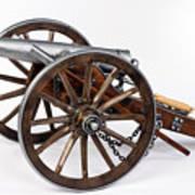 1861 Dahlgren Cannon Poster