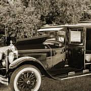 1924 Buick Duchess Antique Vintage Photograph Fine Art Prints 10 Poster