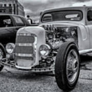 1948 Mercury Pickup Hot Rod Poster