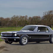 1966 Ford Mustang Coupe I Poster