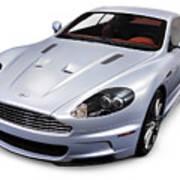 2009 Aston Martin Dbs Poster by Oleksiy Maksymenko