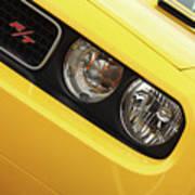 2011 Dodge Challenger Rt Poster
