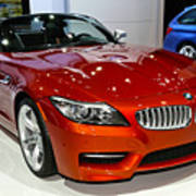 2014 Bmw Z4 Roadster Sdrive35is Poster