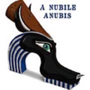 A Nubile Anubis Poster