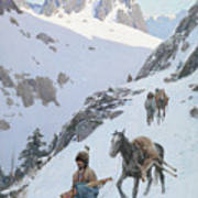A Successful Hunt Poster