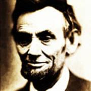 Abe Poster