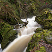 Aira Force Lower Stone Bridge Poster