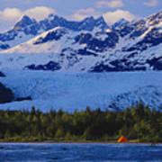 Alaska, Inside Passage Poster