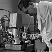 Albert Ghiorso, American Nuclear Chemist Poster