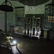 Alcatraz Federal Penitentiary Poster
