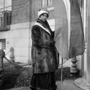 Alice Paul (1885-1977) Poster by Granger
