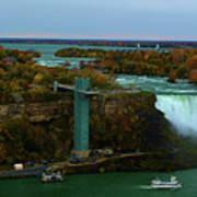 American Falls Niagara Poster