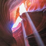 Antelope Canyon Arizona Poster