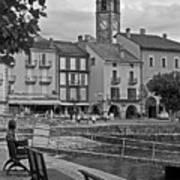 Ascona - Ticino Poster by Joana Kruse