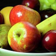 Autumn Fruit. Poster