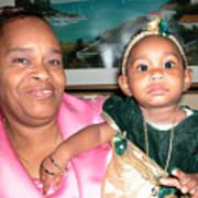 Bahama Mama In Atlantis Poster