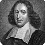 Baruch Spinoza (1632-1677) Poster by Granger