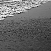 Beach Texture Poster