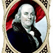 Ben Franklin - Two Poster