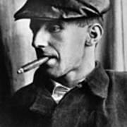 Bertolt Brecht (1898-1956) Poster