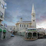 Bethlehem - Al Madbasa Street Poster