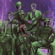 Bird Cage Theater Musicians Number 2 Tombstone Arizona Circa 1890-2009 Poster