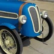 Vintage Bmw Racer Poster