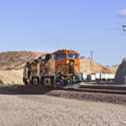 Bnsf6281 Poster