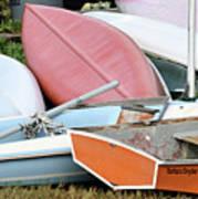 Boats Boats And More Boats Poster
