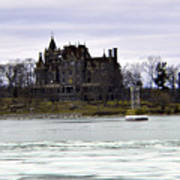 Boldt Castle Poster