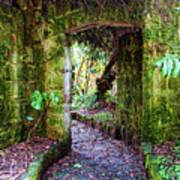 Botanic Garden - Bogota Poster