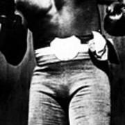 Boxer Jack Johnson, Ca. 1910s Poster