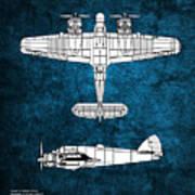 Bristol Beaufighter Poster
