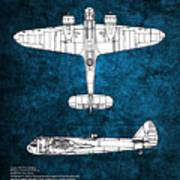 Bristol Blenheim Poster
