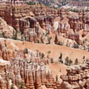 Bryce Canyon - Utah Poster