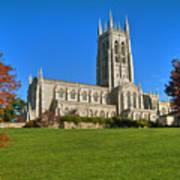 Bryn Athyn Cathedral Pennsylvania Poster