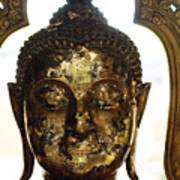 Buddha Sculpture Poster