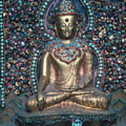 Buddhist Deity Poster