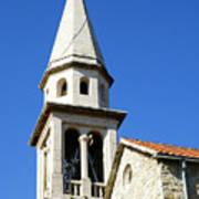Budva, Montenegro  Poster