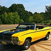 Buick Gsx Poster