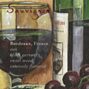 Cabernet Sauvignon Poster