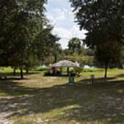 Cassadaga Spiritualist Camp In Florida Poster