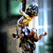 Catching Rain Poster