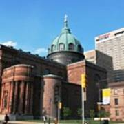 Cathedral Basilica Of Saints Peter And Paul Philadelphia Poster