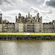 Chambord Castle Poster