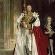 Charles Stewart Sixth Marquess Of Londonderry Poster