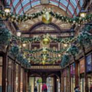 Christmas Arcade Poster