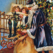 Christmas Card Poster by Granger