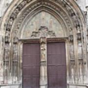 Church Entrance Poster